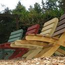 Odkryj najprostszy sposób na wykonanie nowoczesnego krzesła ogrodowego